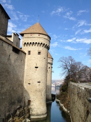 Castello di Chillon, Montreaux