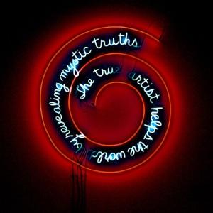 Bruce Naumann: The true artist helps the world by revealing mystic truths