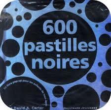 600 pastlles noir , Parigi, Gallimard Jeunesse, 2007