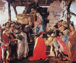 Sandro Botticelli, Adorazione dei magi, 1472
