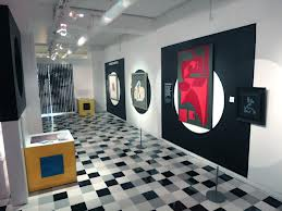 Vasarely vous a l'oeil, espace Exposig, Ginevra