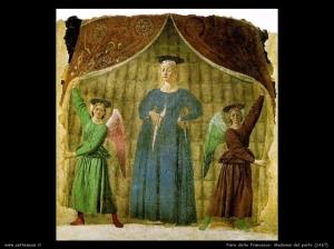 Piero della Francesca, La Madonna del Parto