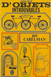 La copertina del libro di Carelman