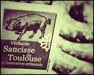 saucisse de Toulouse