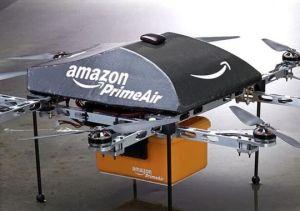 drone di amazon
