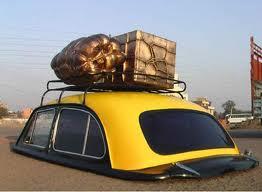 Subodh Gupta, Everything is Inside, 2004