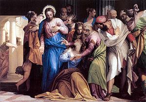 Paolo Veronese, LA conversione di Maria mAddalena, 1548