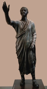 Arringatore, Museo Archeologico di Firenze