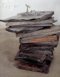 Anselm Kiefer, Naglfar,1998