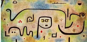 Paul Klee, Insula Durcamana, 1938