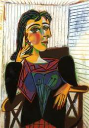 Pablo Picasso, Dora maar,