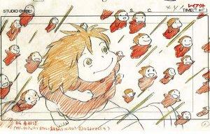 GalerieArttLudique-dessins-Ghibli-studio2