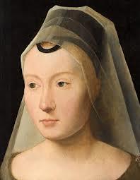 Hans Memling, Ritratto di donna 1470