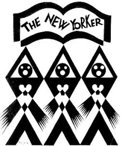 Depero e New Yorker