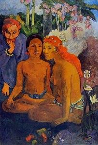Paul Gauguin, racconti barbari,1902