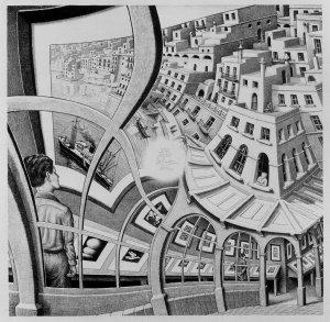 Maurits Cornelis Escher: Print gallery