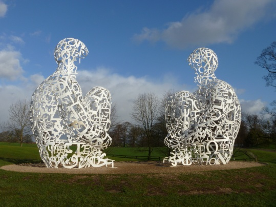 Jaume Plensa, Sculptures