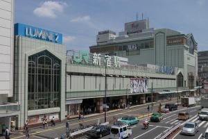JR-East-Shinjuku-Station-South