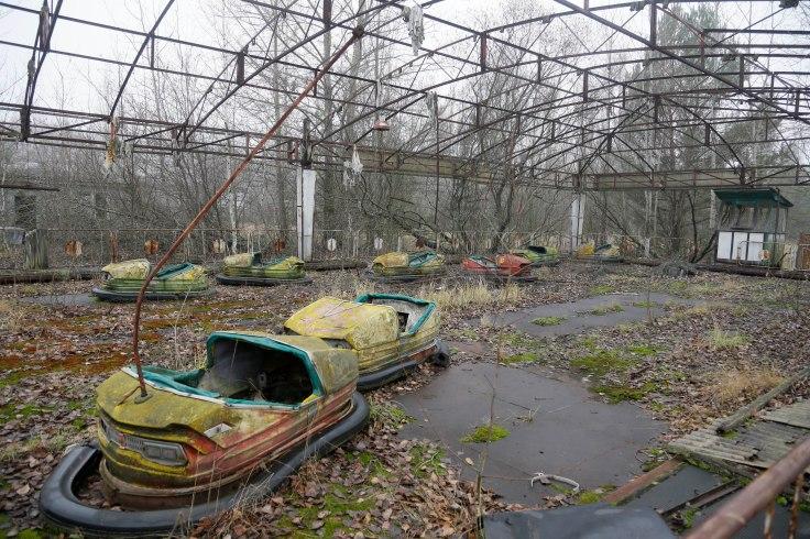 APTOPIX Ukraine Chernobyl