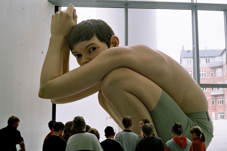 ron-mueck-boy