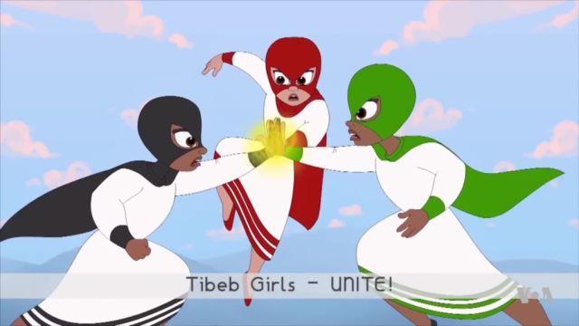 Tibeb-Girls