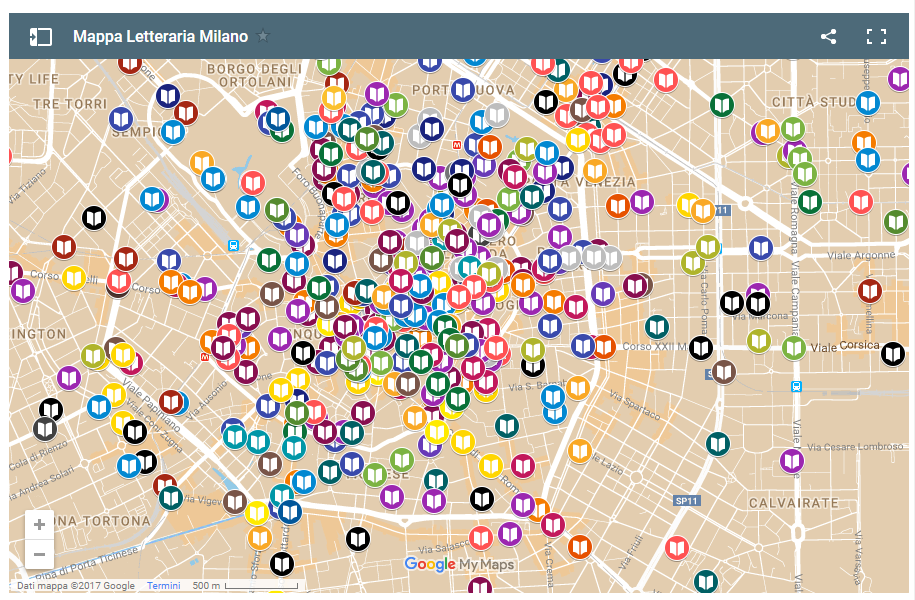700 Citazioni Su Milano Italianintransito