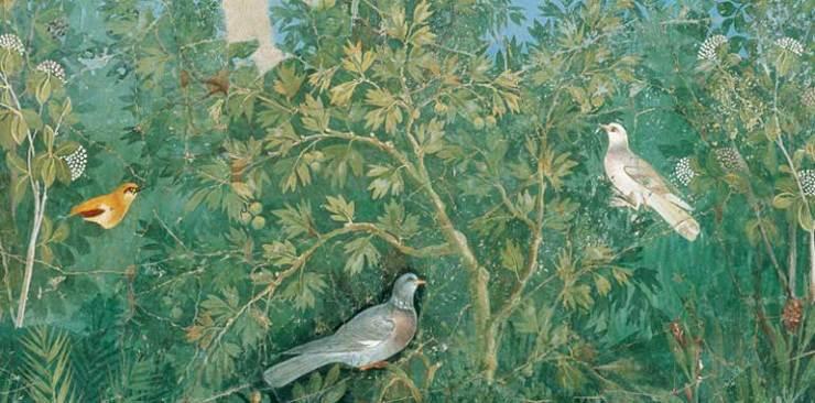 uccelli-affresco-casa-bracciale-oro
