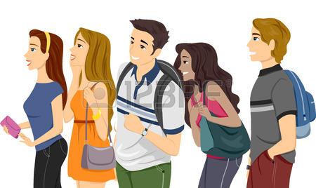 35845352-illustrazione-di-una-coppia-di-adolescenti-studenti-universitari-fila